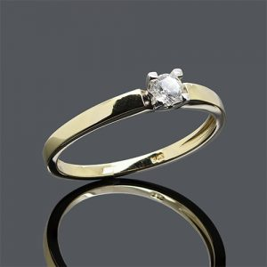 The Prefect Slim Engagement Ring