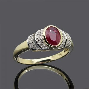 A Superb Ruby Ring
