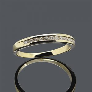 The Diamond Eternity Ring
