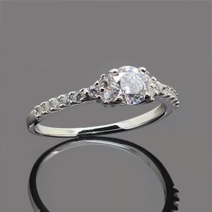 The Stunning Engagement Ring