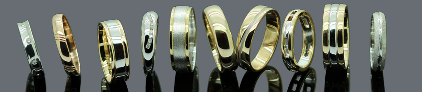 Siver Wedding Rings