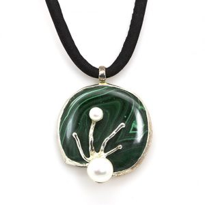 The Malachite Necklace