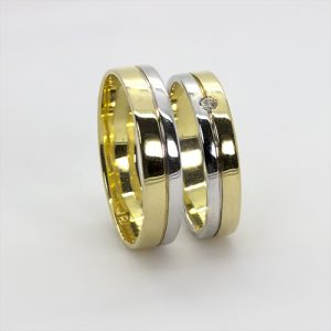 Fusion Wedding Bands