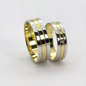 The Perfect Wedding Bands