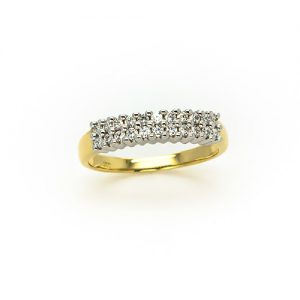 The Sparkling Eternity in 9ct Gold