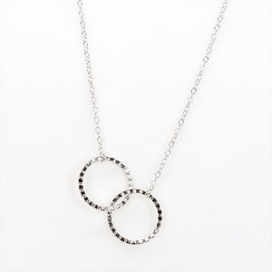 Classy Necklace Silver Necklace