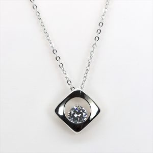 Modern Pendant Necklace