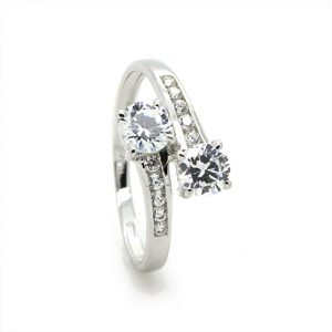 Dazzling Engagement Ring