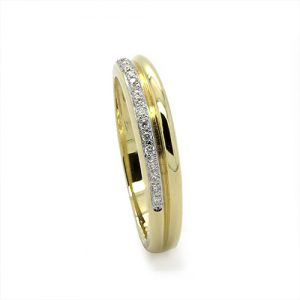 Elegant Eternity Diamond Ring
