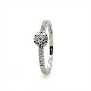 Perfect Daimond Engagement Ring