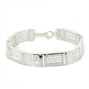 Majestic Greek Style Men's Bracelet