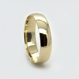 5mm Classic Wedding Band