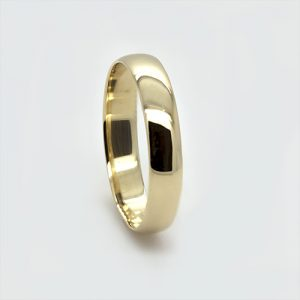 4mm Classic Wedding Band