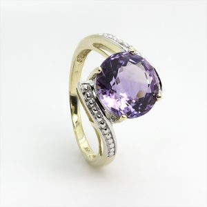 The Magnificent Amethyst Ring