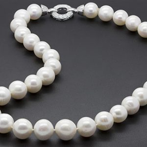 An Amazing Pearl Strand