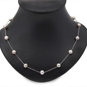 Exclusive Pearl Necklace